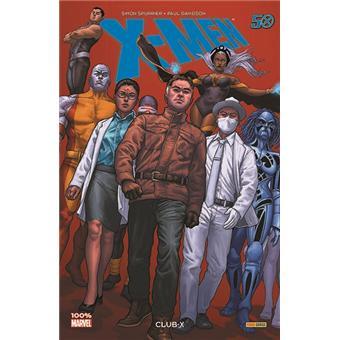 X-Men -  : X-Club