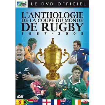 L 39 anthologie de la coupe du monde de rugby dvd zone 2 - Classement de la coupe du monde de rugby ...