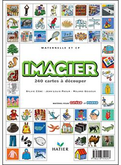 Imagier maternelle cp 240 cartes d couper broch - Livre maternelle gratuit ...