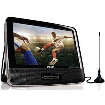 philips pd9003 lecteur dvd portable top prix sur. Black Bedroom Furniture Sets. Home Design Ideas