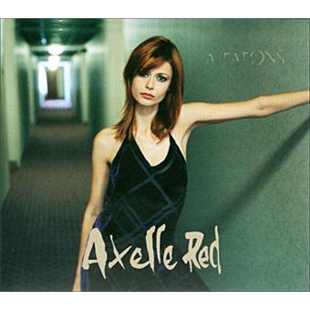 A t tons axelle red cd album achat prix fnac for Axelle red jardin secret