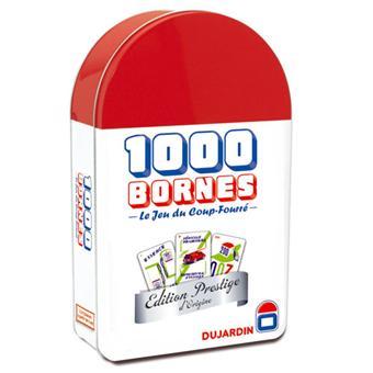 Dujardin 1000 bornes edition prestige autre jeu de for Edition dujardin