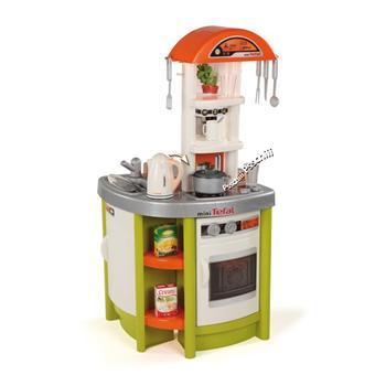 Smoby tefal cuisine studio cuisine achat prix fnac for Cuisine tefal