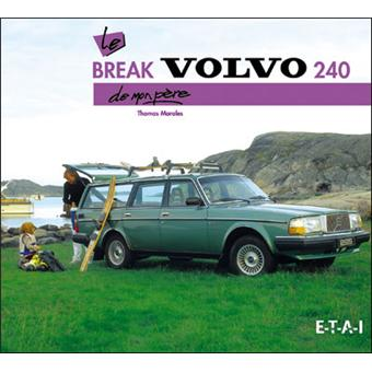 break volvo 240 cartonn thomas morales achat livre achat prix fnac. Black Bedroom Furniture Sets. Home Design Ideas