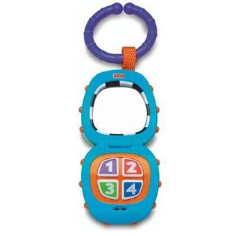 Mattel Fisher Price  K9861  Mon Premier Téléphone Portable à Clapet