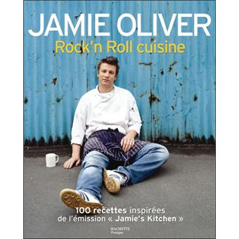 rock 39 n roll cuisine broch jamie oliver achat livre prix. Black Bedroom Furniture Sets. Home Design Ideas