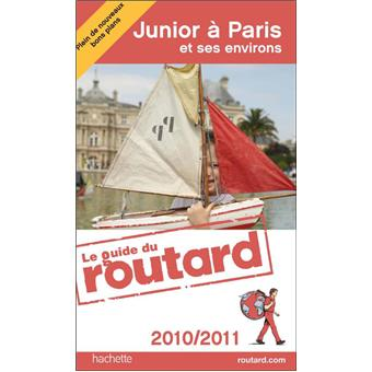 routard junior paris et ses environs