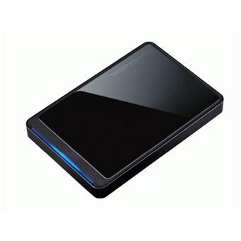 disque dur buffalo ministation 500 go usb2 0 disque dur. Black Bedroom Furniture Sets. Home Design Ideas