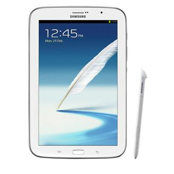 samsung galaxy note 8 0 wifi 8 16 go blanc tablette. Black Bedroom Furniture Sets. Home Design Ideas