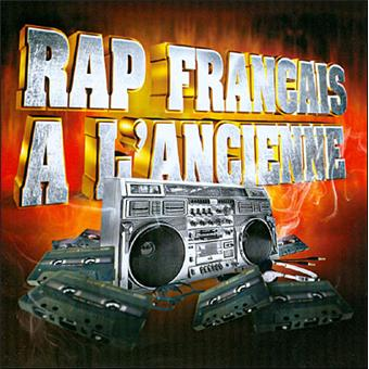 Rap fran ais l 39 ancienne compilation rap fran ais cd for Achat maison rap