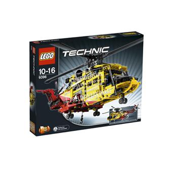 lego technic 9396 l 39 h licopt re lego achat prix fnac. Black Bedroom Furniture Sets. Home Design Ideas