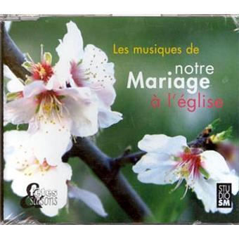 musiques de notre mariage l 39 glise mariage cd album achat prix fnac. Black Bedroom Furniture Sets. Home Design Ideas