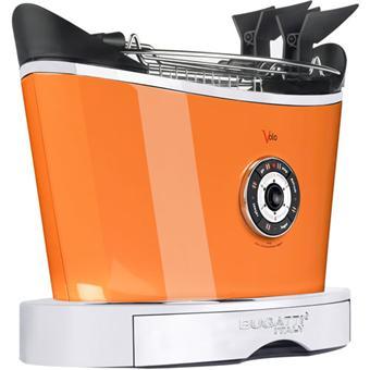 grille pain bugatti volo orange achat prix fnac. Black Bedroom Furniture Sets. Home Design Ideas