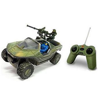 voiture t l command e halo warthog 2 personnages sur jeux vid o achat prix fnac. Black Bedroom Furniture Sets. Home Design Ideas