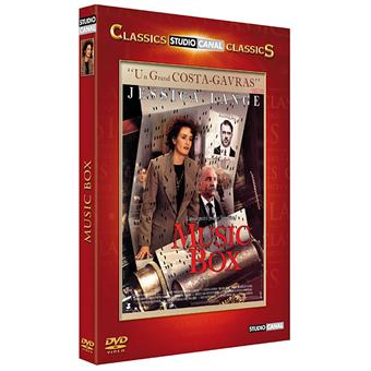 music box dvd zone 2 costa gavras jessica lange. Black Bedroom Furniture Sets. Home Design Ideas