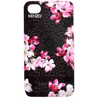 kenzo coque nadir pour iphone 4 etui pour t l phone mobile achat prix fnac. Black Bedroom Furniture Sets. Home Design Ideas