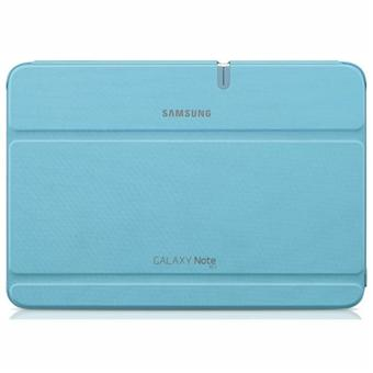 samsung etui rabat avec support pour tablette galaxy note 10 1 bleu housse tablette achat. Black Bedroom Furniture Sets. Home Design Ideas