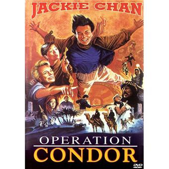 Opération Condor DVD Zone 2 Jackie Chan Jackie Chan Carol