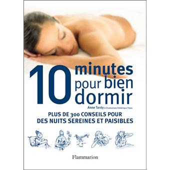 10 minutes pour bien dormir cd mp3 textes lus anne tardy achat livre prix. Black Bedroom Furniture Sets. Home Design Ideas