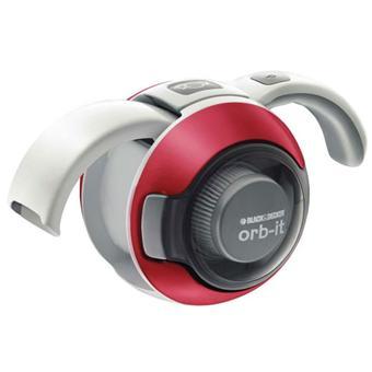 Black decker orb it aspirateur main rechargeable rouge acheter - Aspirateur orb it black decker ...