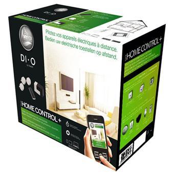 Myfox pack domotique home control plus bo tier de streaming achat prix fnac - Myfox home control ...