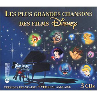 Disney 39 s greatest hits compilation de musique de dessins - Musique de dessin anime walt disney gratuit ...