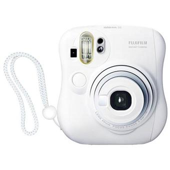 Fujifilm instax mini 25 blanc appareil photo instantan for Prix appareil photo fujifilm finepix s5700