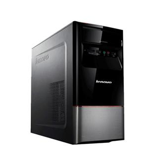 lenovo ordinateur de bureau h430 unit centrale pc. Black Bedroom Furniture Sets. Home Design Ideas