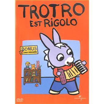 L 39 ne trotro volume 1 trotro est rigolo coffret dvd - Trotro france 5 ...