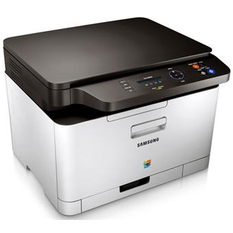 samsung clx 3305fw multifunctionele printer kleur multifunctionele. Black Bedroom Furniture Sets. Home Design Ideas