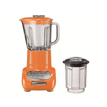 blender avec bol culinaire kitchenaid artisan 5ksb5553etg tangerine acheter sur. Black Bedroom Furniture Sets. Home Design Ideas