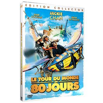 DVD Zone 2 Frank Coraci Jackie Chan Cécile De France Fnac.com