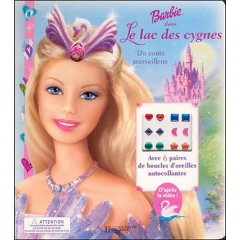 Barbie le lac des cygnes cartonn collectif achat - Barbie le lac des cygnes ...