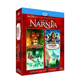 Le Monde de Narnia - Chapitres 1 & 2 - Coffret - Blu-Ray