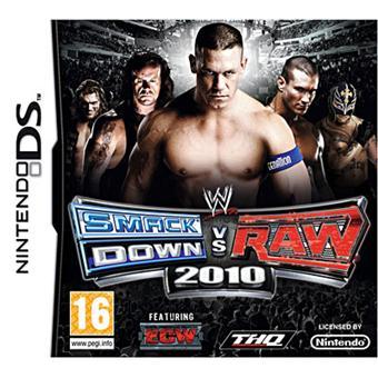 comment prendre un objet dans smackdown vs raw 2010