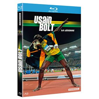 Usain Bolt : La légende - Blu-Ray