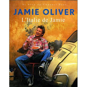 l 39 italie de jamie broch jamie oliver achat livre prix. Black Bedroom Furniture Sets. Home Design Ideas
