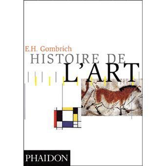 Histoire de l 39 art 16 me dition broch ernst hans gombrich achat li - Histoire de la sculpture ...