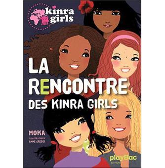 la rencontre des kinra girl