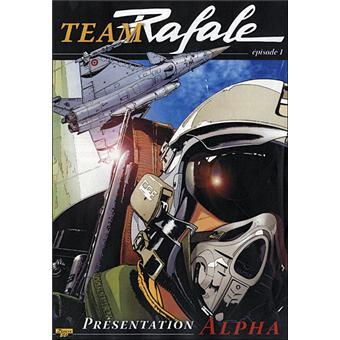Team Rafale Team Rafale, Tome 1