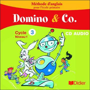 Domino and Co cycle 3 niveau 1 - CD classe
