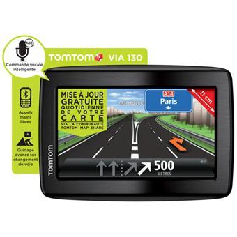 GPS TomTom Via 130 - Europe