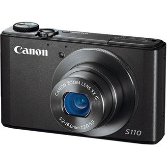 canon powershot s110 noir wifi int gr appareil photo num rique compact achat prix fnac. Black Bedroom Furniture Sets. Home Design Ideas