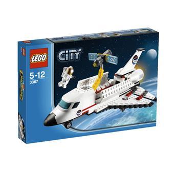lego space port 3367 la navette spatiale lego acheter sur. Black Bedroom Furniture Sets. Home Design Ideas