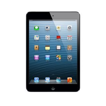 apple ipad mini noir 7 9 led 16 go wifi tablette. Black Bedroom Furniture Sets. Home Design Ideas