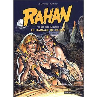 rahan rahan tome 1 - Le Mariage De Rahan