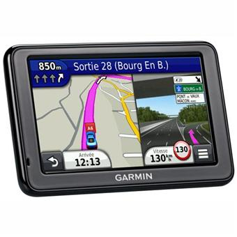 gps garmin n vi 2545 lm reconditionn gamme advance europe 24 pays gratuit vie mise. Black Bedroom Furniture Sets. Home Design Ideas