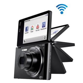 samsung mv900f noir appareil photo num rique compact. Black Bedroom Furniture Sets. Home Design Ideas