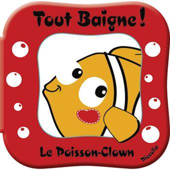 Le poisson clown cartonn collectif achat livre for Achat poisson clown
