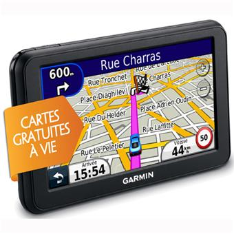 gps garmin n vi 50 lm gamme essential europe 24 pays gratuit vie mises jour de la. Black Bedroom Furniture Sets. Home Design Ideas